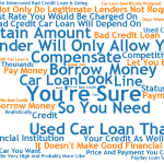 Buyingg a car with bad credit Bad Credit Car Loans Vancouver BC