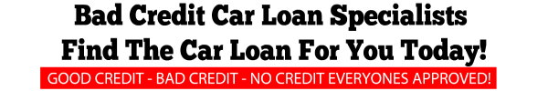 Apply for Bad Credit Car Loan in British Columbia